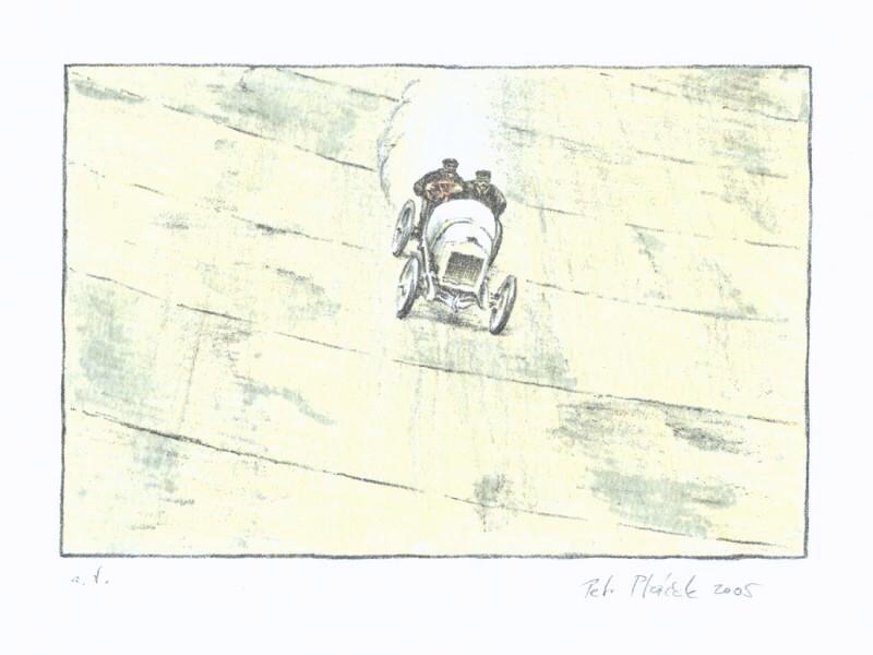 Ptáček Petr - L&K (Brooklands) - Grafika