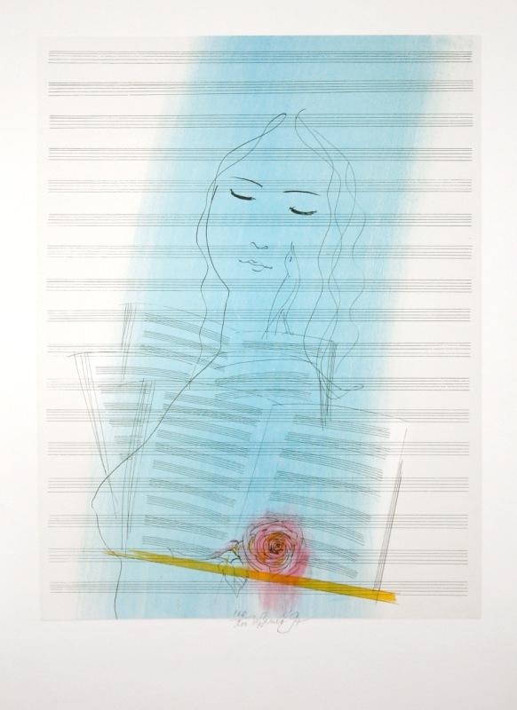 Beneš Karel - Partitura II - Grafika