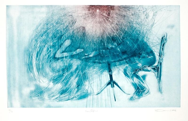 Demel Karel - Soucítění - Grafika